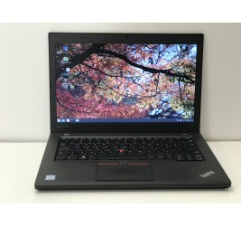"""Lenovo ThinkPad T460 14"""" i5-6300U 8GB 240GB- А (изглежда хубаво)"""
