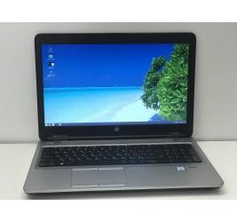 """HP ProBook 650 G3 15"""" i5-7300U 8GB 260GB- А (изглежда хубаво)"""
