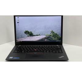 """Lenovo ThinkPad T470s 14"""" i5-7300U 8GB 260GB- А (изглежда хубаво)"""