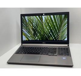"Fujitsu LIFEBOOK E756 15.6"" i7-6500U 8GB 130GB -клас А"